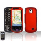 Orange Case Cover Snap on Protector for Samsung Intercept M910
