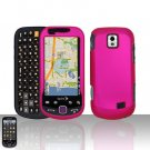 Pink Case Cover Snap on Protector for Samsung Intercept M910