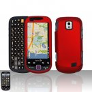 Red Case Cover Snap on Protector for Samsung Intercept M910
