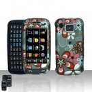 Flowers Hard Snap On Case Cover for Samsung Impression A877