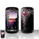 Heart Cover Case Snap on for Samsung Solstice A887