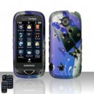 Butterflies Hard Snap On Cover Case for Samsung Reality U820