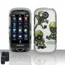 Skull Dudes Hard Snap On Cover Case for Samsung Reality U820