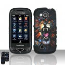 Tiger Hard Snap On Cover Case for Samsung Reality U820