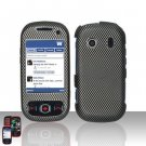 Carbon Fiber Hard Snap On Cover Case for Samsung Seek M350