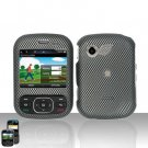 Carbon Fiber Hard Snap On Cover Case for LG Imprint MN240