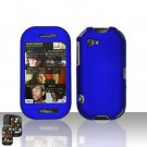 Blue Case Cover Snap on Protector for Mircorsoft Sharp Kin 2 Two