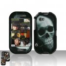 Skull Design Hard Case Cover for Mircorsoft Sharp Kin 2 Two