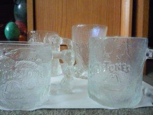 Flintstones Macdonalds mugs