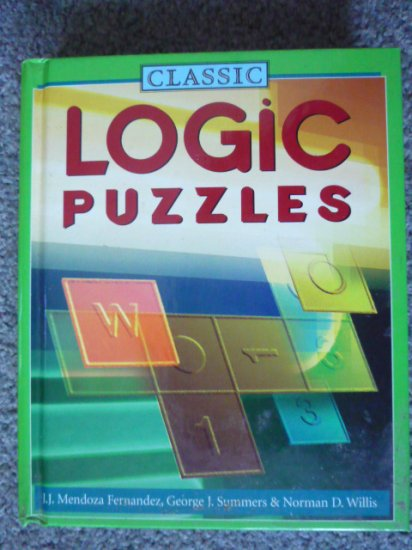 Classic Logic Puzzles book