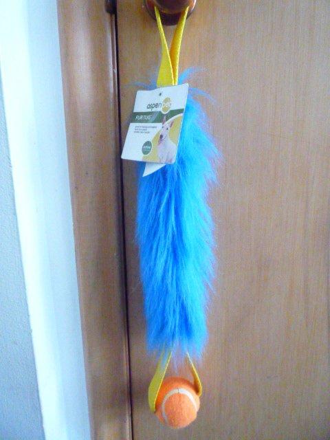 Aspen pet Furtug dog toy