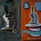 Cat in the hat ornament 'The Magic hat'