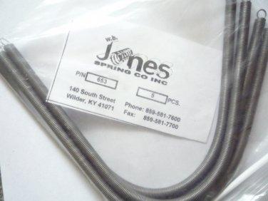 Jones Springs  653