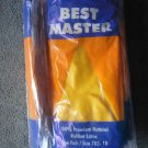 Best Master 100% premium natural rubber gloves