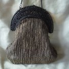 1980's vintage evening purse bag made in India