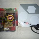 Disney Infinity base portal for Xbox 360 and Yoda figure