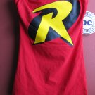 DC Comics Robin lace up top s/m