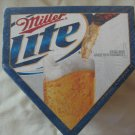 Miller Lite Home of great taste bar coasters