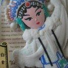 Chinese Peking Opera Classic Legend Of Love Rubber fridge magnet #2