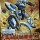 Bandai EW-07 Gundam Sandrock Custom Endless Waltz 1/144