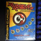 Vintage Rumble Robots Starter Deck 50 Power cards New and Rumble hammers