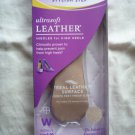 Dr. Scholl's Stylish Step Ultrasoft Leather insoles for high heels  Size 6-10