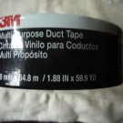 3M Multi purpose duct tape silver 3900 48 mm x 54.8