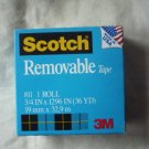 3M Scotch 355 packing tape 2 inches
