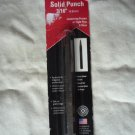 "Mayhew select Solid Punch 3/16"" #70132"