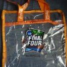 NCAA Minneapolis Final Four 2019 Clear Plastic Coca-Cola Tote Bag