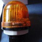 Werma 802 300 67 Flashing Beacon EM 115VAC YE