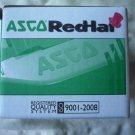 """ASCO Red Hat SC8262H208E 1/4""""  Brass Solenoid Valve 120V new"""