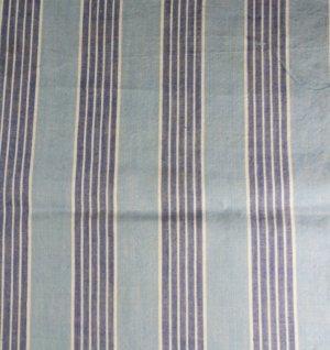 Woven Stripe Menswear-Cotton VINTAGE FABRIC Fat Qtr