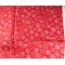 Cotton-Red Ozark Calicos-FabriQuilt-VINTAGE FABRIC Fat Qtr