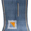 Dashiki,Top Preprinted Garment Panel VINTAGE FABRIC 60 inches x 44'W