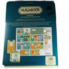 Hugabook 12651097 Soft Book and Plush Doll Fabric Panel Kit