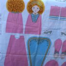 VIP Cranston Print Works Cinderella Doll Fabric Panel