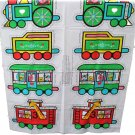 Springs Mills 5671 Soft Sculpture Toys ChooChoo Train Fabric Panel
