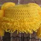 Crochet Hair Hat Cabbage Patch Doll HAT5