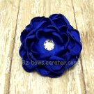 Royal Blue Flower pin