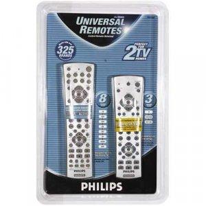 Remote Control 2 Pk Multi Function Remote Controls DVD,Satellitt,Tivo,Cable