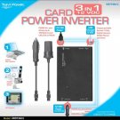 Power Inverter 175 Watts Three Units In One Unit USB 110Volt DC