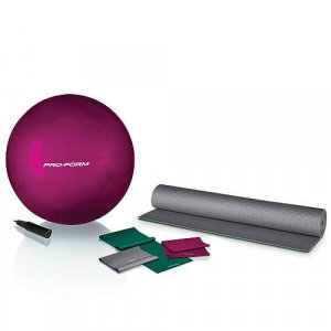 Pilates Pro-Form Ultimate Workout Kit With DVD