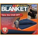 Blanket Eurow Microfiber 12 Volt Home Or Travel Blanket
