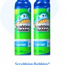 Scrubbing Bubbles Mega Shower Foamer 3Pk