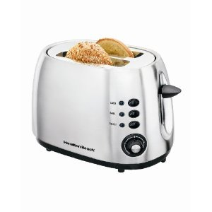 Toaster 2 Slice Hamilton Beach
