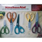 KitchenAid Kitchen Shears 5 Pc. With Covers