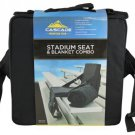 Blanket Seat Mountain Tech Stadium Seat & Blanket Combo