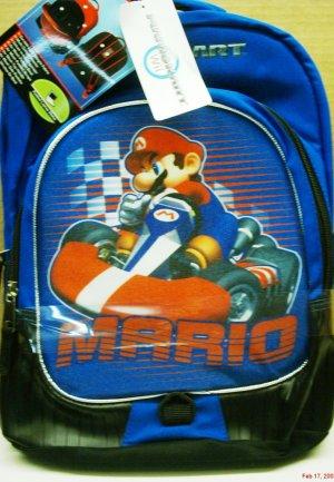 Backpack Deluxe Mariokart WII