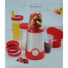 Bella Rocket Blender 20 Pc. RED